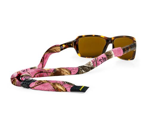 Croakies Suiters Eyewear Retainers Realtree Xtra Pink XL