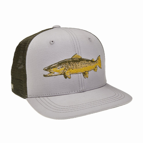 Rep Your Water Big Trutta Hat - High Profile