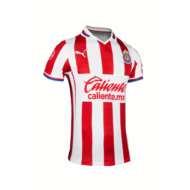 JERSEY CHIVAS LOCAL GD20 DAMA