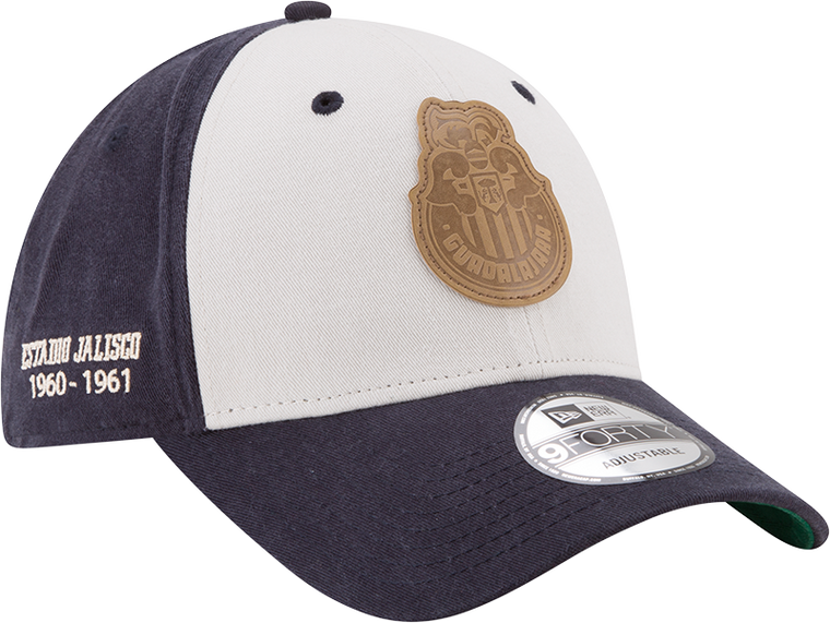 GORRA CHIVAS RETRO LEATHER NEW ERA