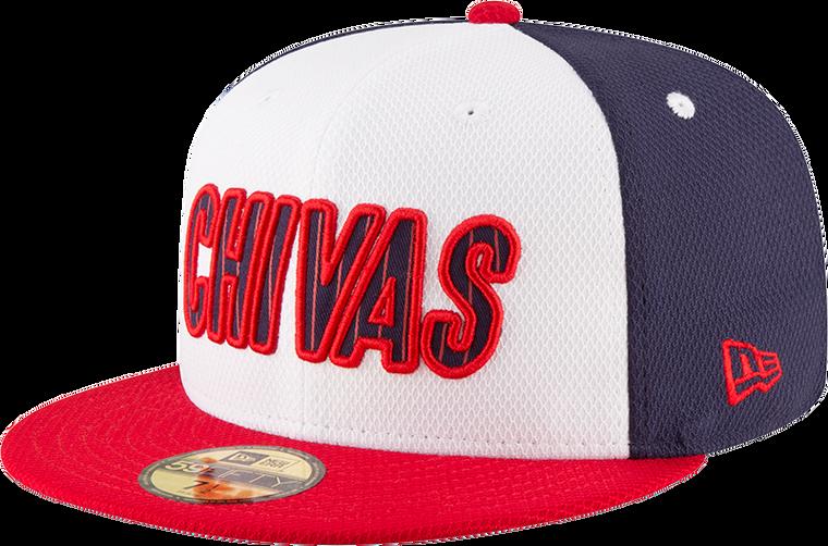 GORRA CHIVAS DIMOND TRICOLOR NEW ERA