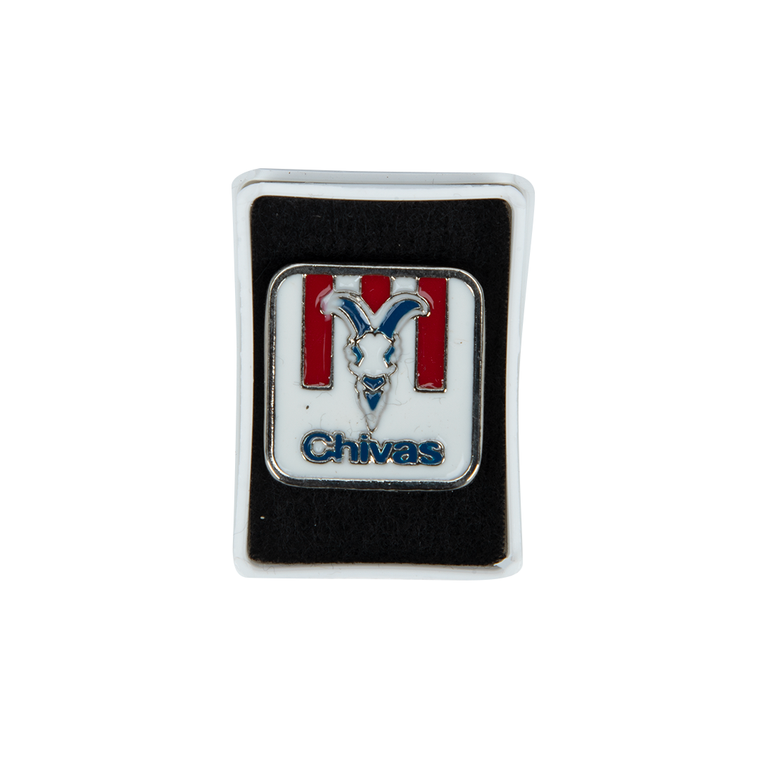 PIN RETRO CHIVAS COLORES
