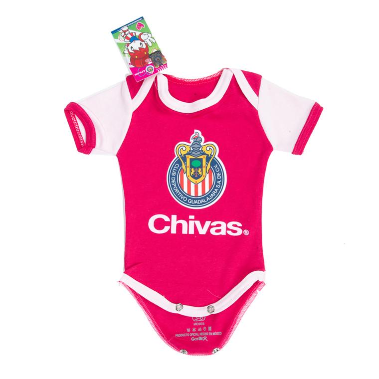 PAÑALERO ESCUDO CHIVAS FIUSHA