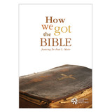 How We Got the Bible - Bible Study on DVD with Discussion Guide
