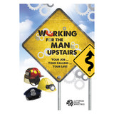 Workin' For The Man Upstairs - Bible Study on DVD with Discussion Guide