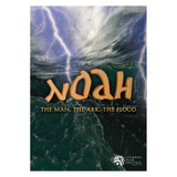Noah: The Man, The Ark, The Flood - Bible Study on DVD with Discussion Guide