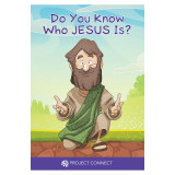 Do You Know Who Jesus Is? (Pack of 25)