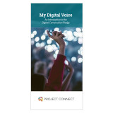 My Digital Voice: an Introduction to the Digital Conversation Pledge