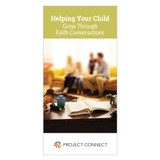 Parents have high hopes for their children's faith, but don't always know how to get them there. This Barna research-based booklet helps parents nurture their child's relationship with God by exploring how to partner with God to help their child learn how to pray to God and understand His Word.