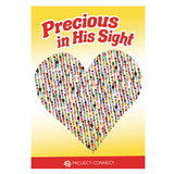 Precious in His Sight - Children's booklet (Packs of 25)