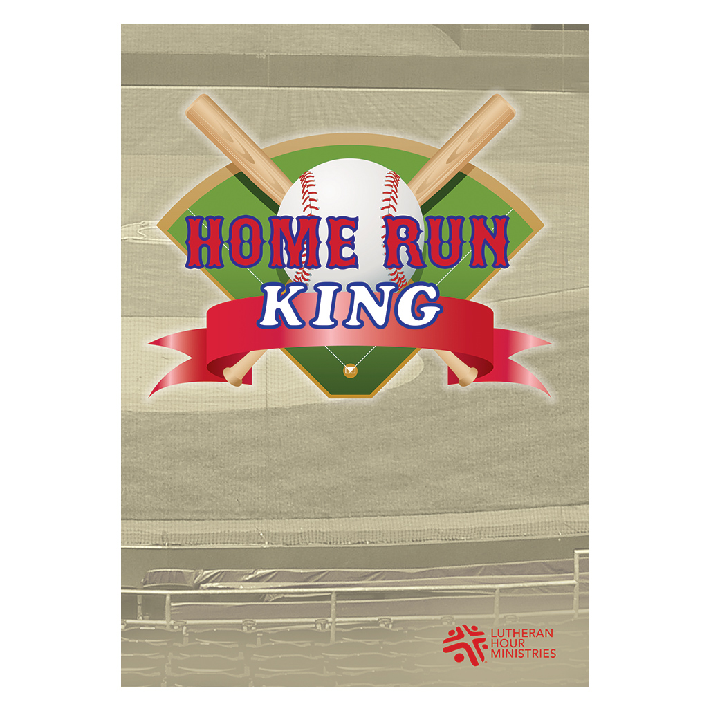 Home Run King - Bible Study on DVD with Discussion Guide