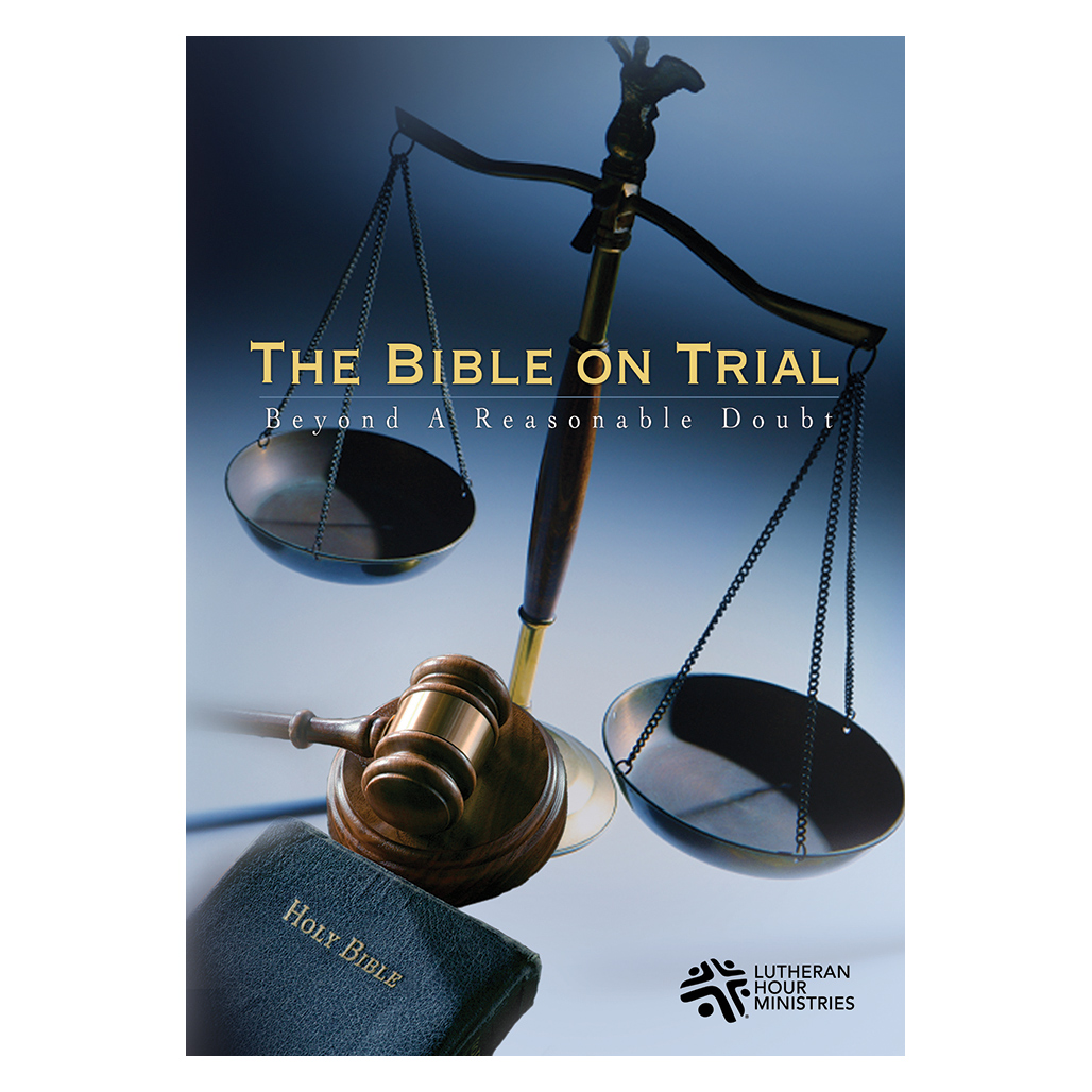Bible On Trial: Beyond a Reasonable Doubt - Bible Study on DVD with Discussion Guide