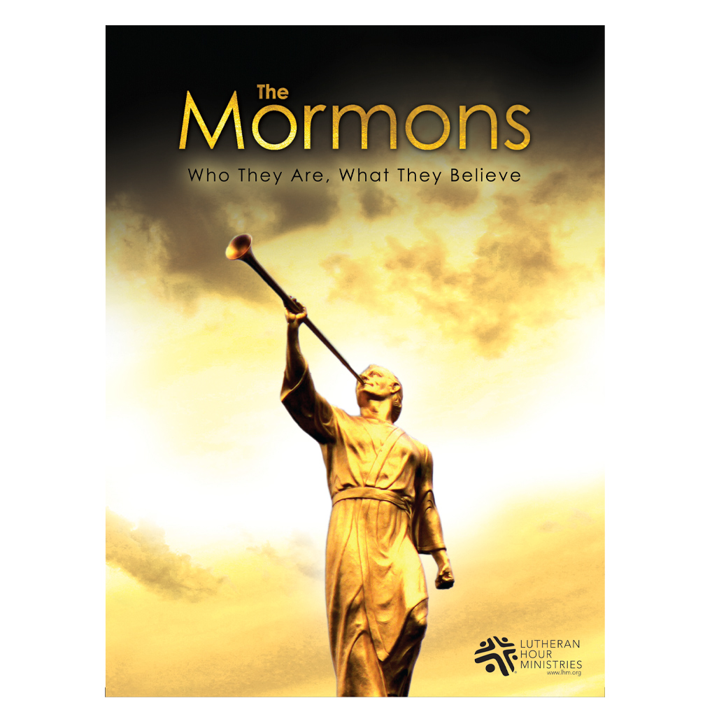 Mormons: Who They Are, What They Believe - Bible Study on DVD with Discussion Guide