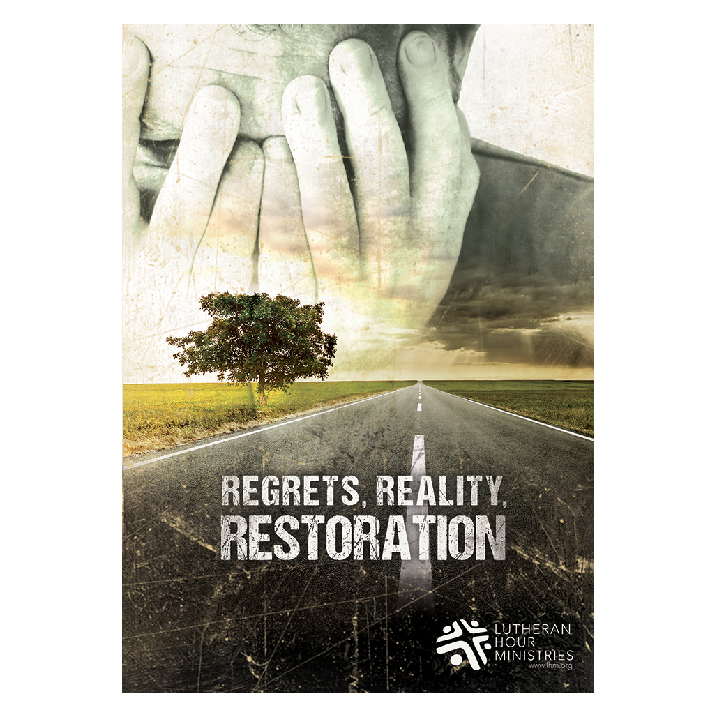 Regrets, Reality, Restoration - Bible Study on DVD with Discussion Guide
