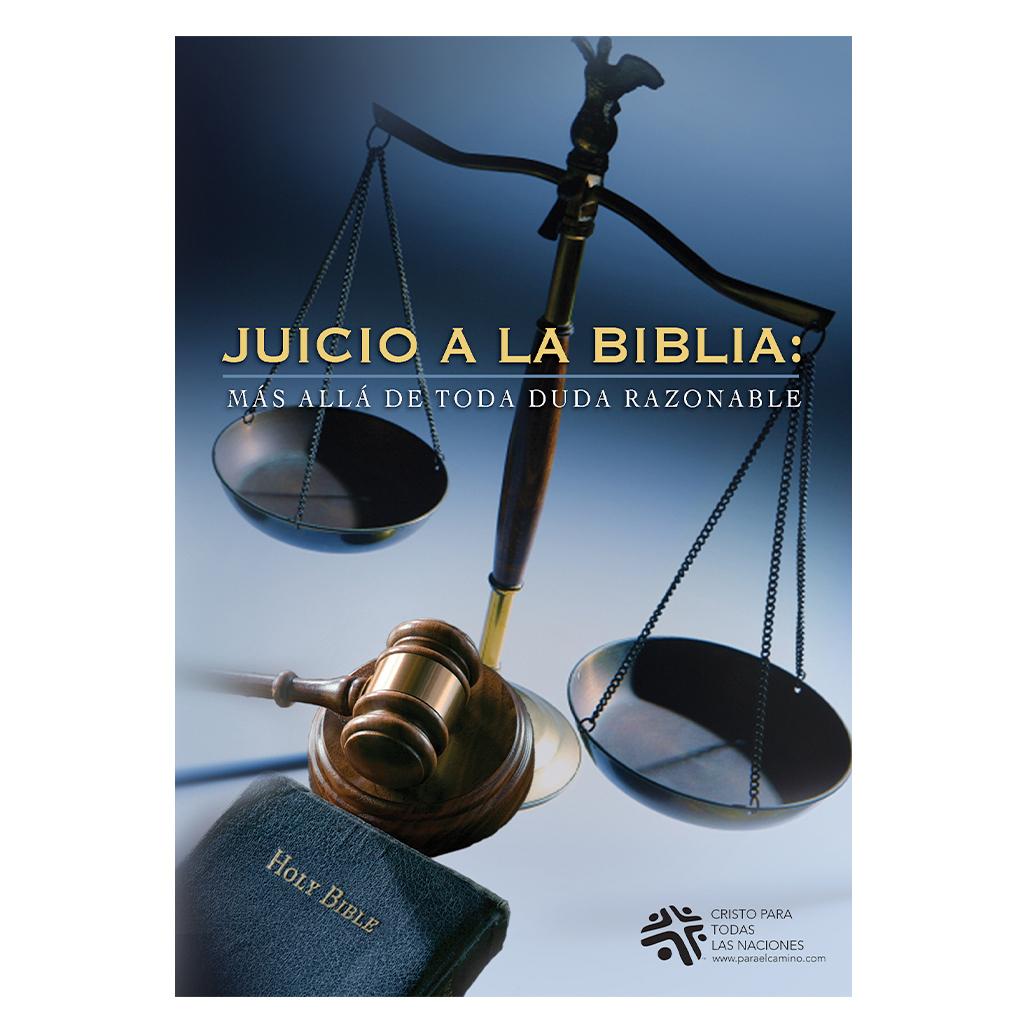 Juicio a la Biblia