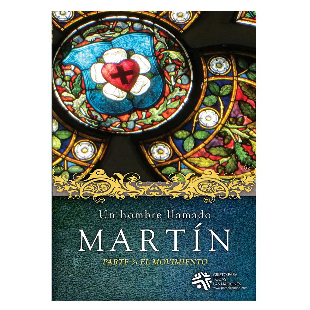 Un hombre llamado Martín - Parte 3: El movimiento (A Man Named Martin Part 3) Bible study