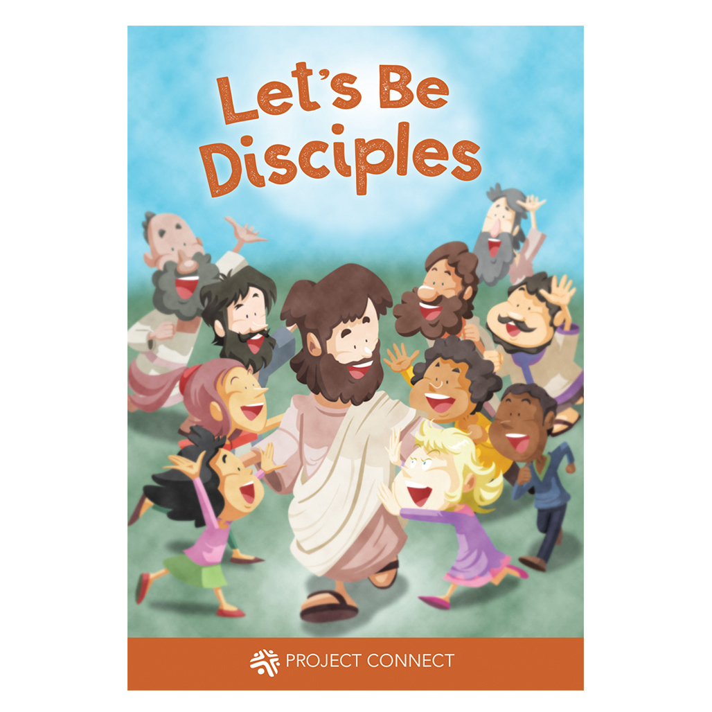 Let's Be Disciples (Pack of 25)