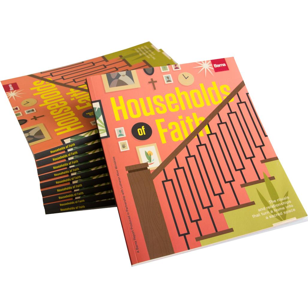 Households of Faith - Barna monographs (10-pack)