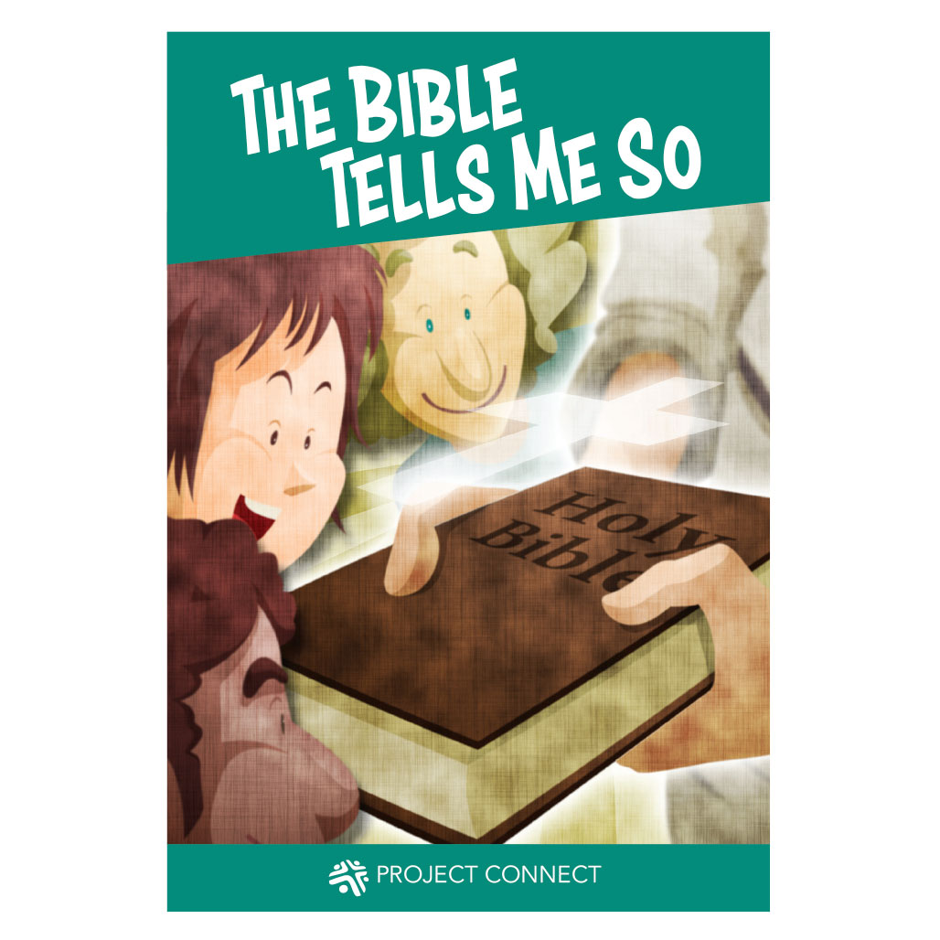 The Bible Tells Me So (Pack of 25)