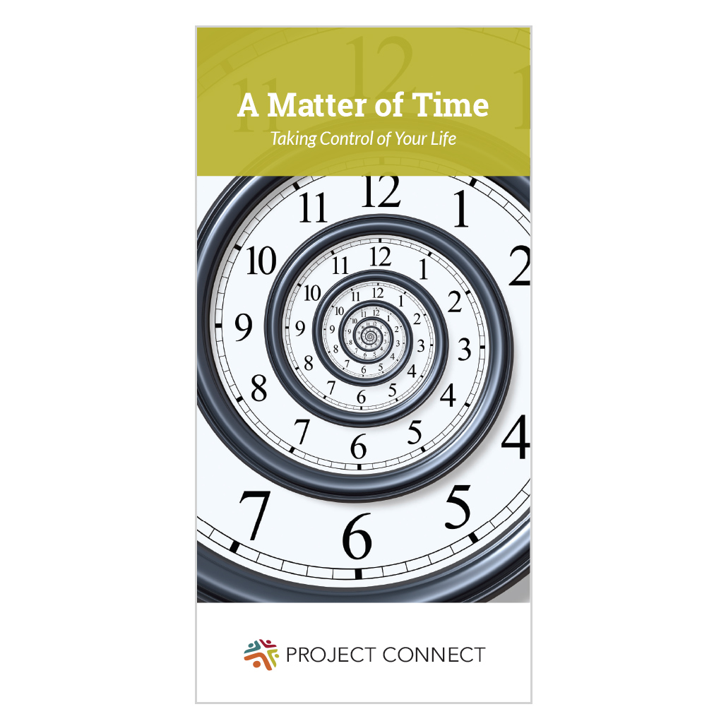 Matter of Time: Taking Control of Your Life