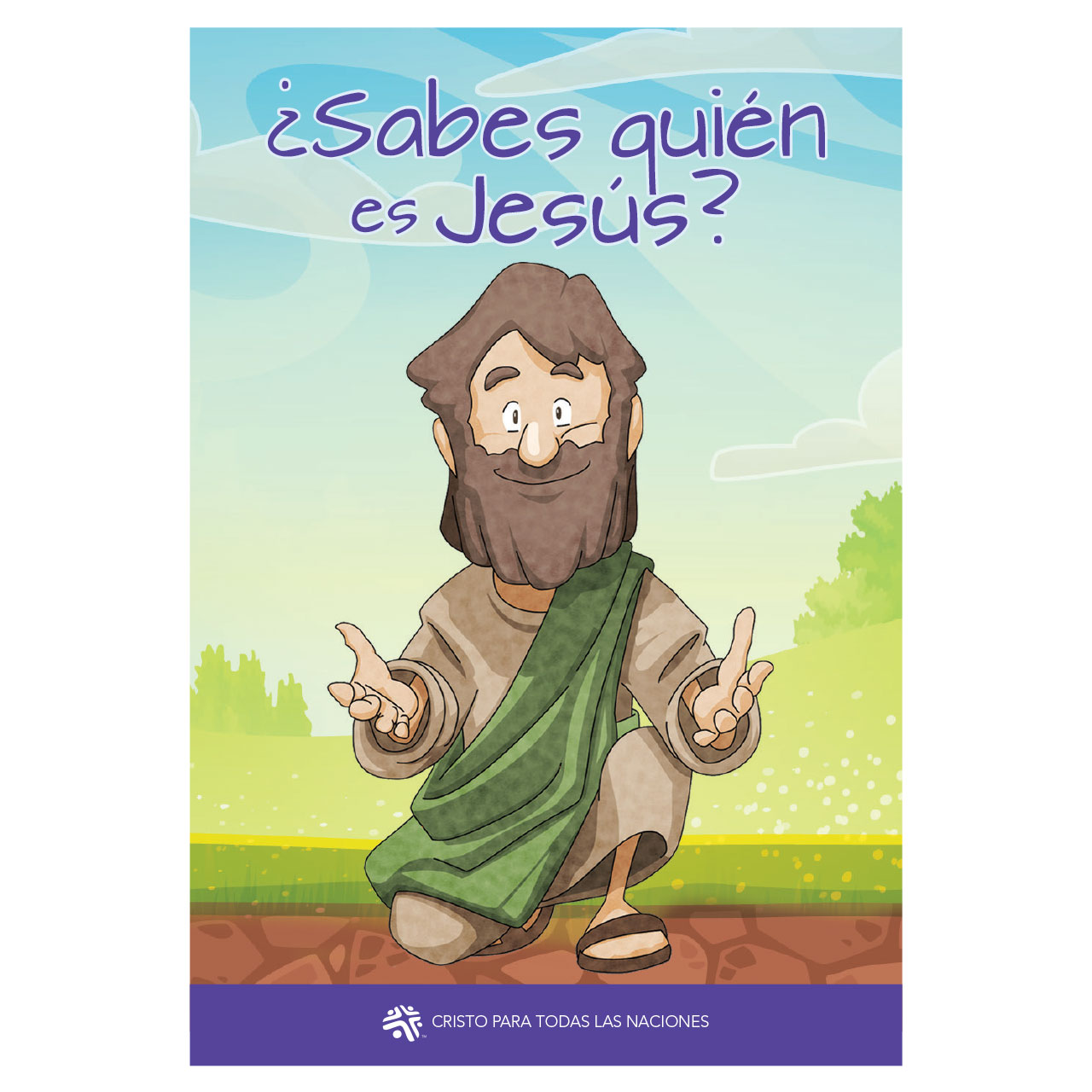 ¿Sabes quién es Jesús?  (Do You Know Who Jesus Is?) (Pack of 25)