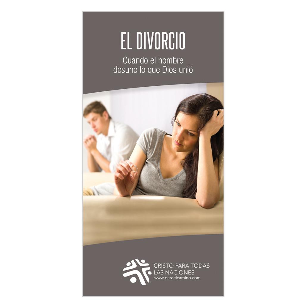 El Divorcio - Cuando el hombre desune lo que Dios unió (Divorce)