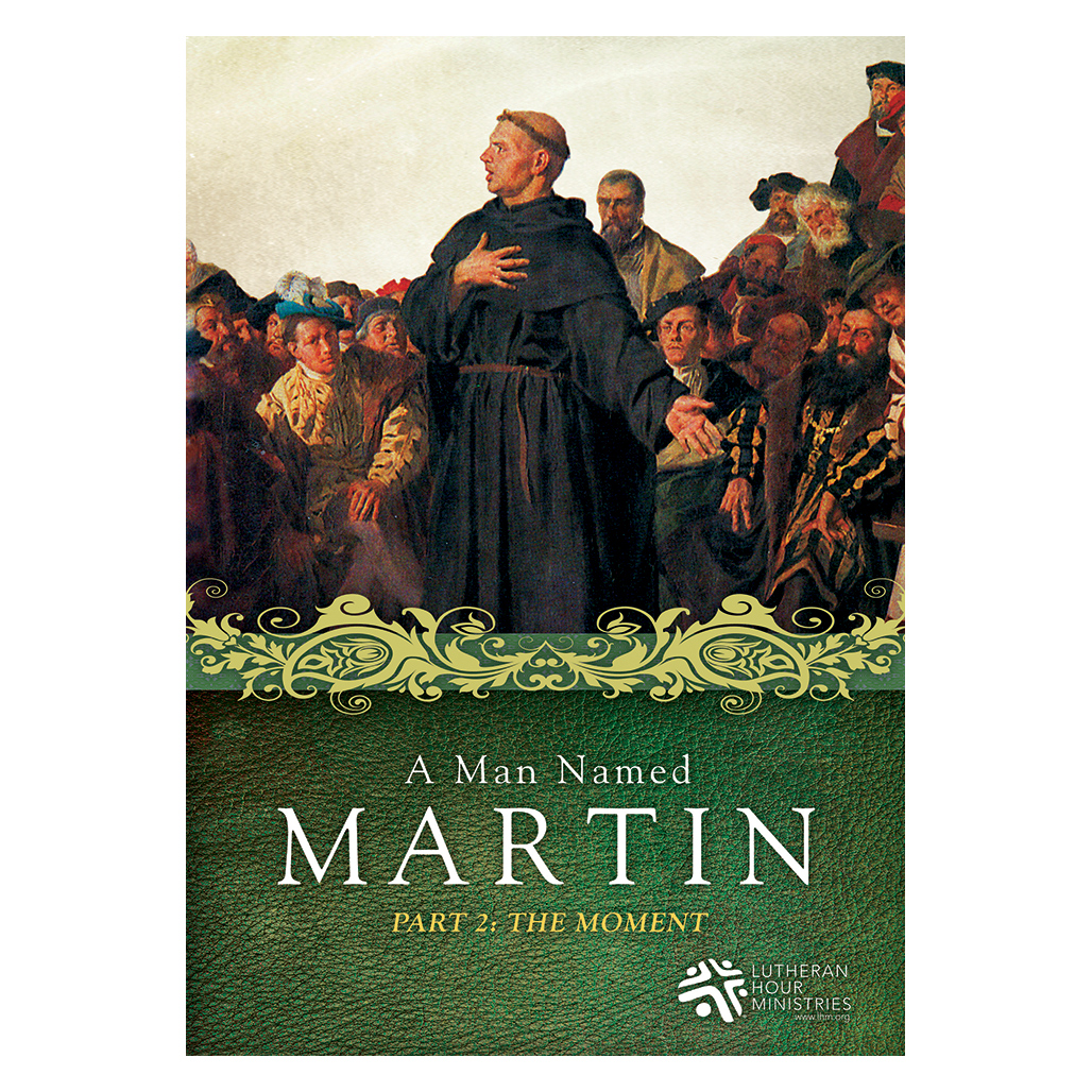 Man Named Martin–Part 2: The Moment - Discussion Guide