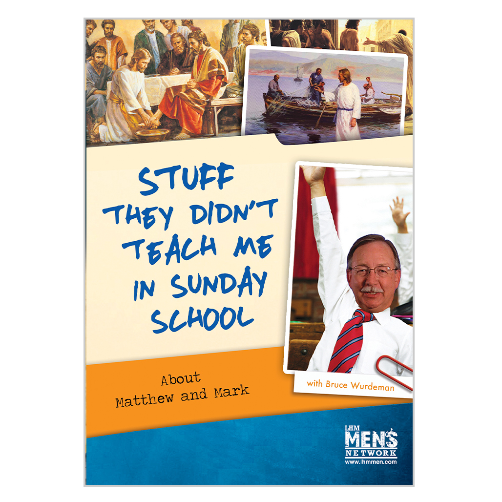 Stuff They Didn't Teach Me In Sunday School - Vol 6 - About Matthew and Mark