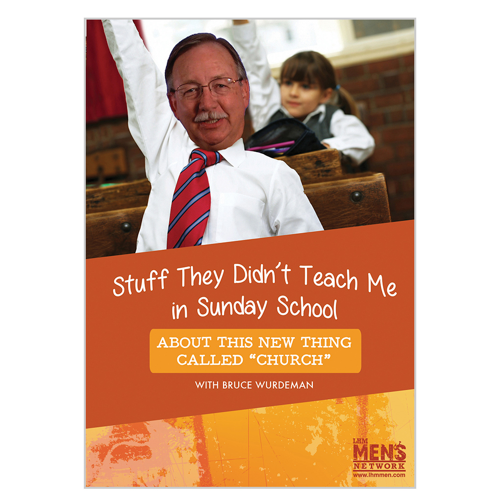 """Stuff They Didn't Teach Me in Sunday School - Vol 8 - About This New Thing Called """"Church"""""""