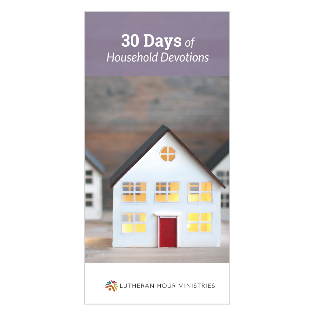 30 Days of Household Devotions
