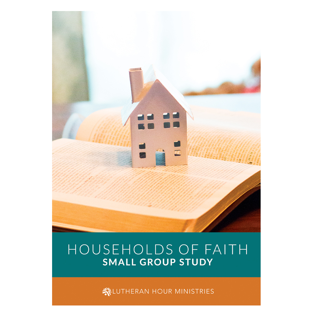 Households of Faith - Small Group Study DVD