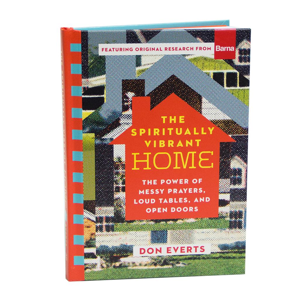 Spiritually Vibrant Home (Book)