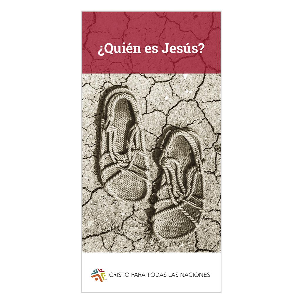¿Quién es Jesús?   (Who is Jesus?)