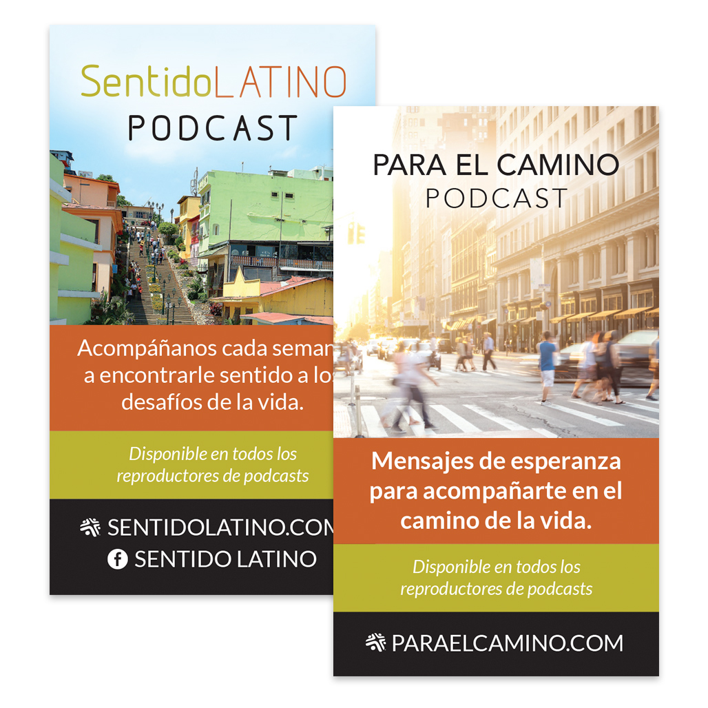 Spanish Podcast Cards (pack of 25)