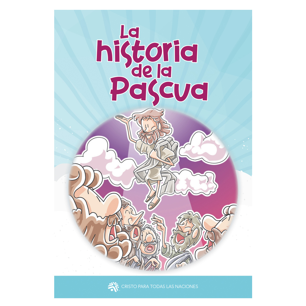 La historia de la Pascua (The Easter Story). (Pack of 25)