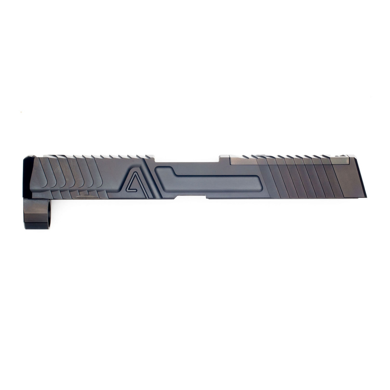 Agency Arms P320 Compact/XCarry Gavel Slide Black DLC
