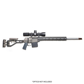 """The Fix by Q 6.5 Creedmoor 22"""" Gray Accents"""