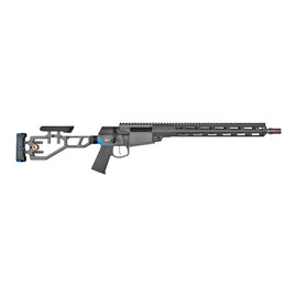 """The Fix by Q 308 Win 16"""" SS Proof Research Barrel, Blue Accents"""