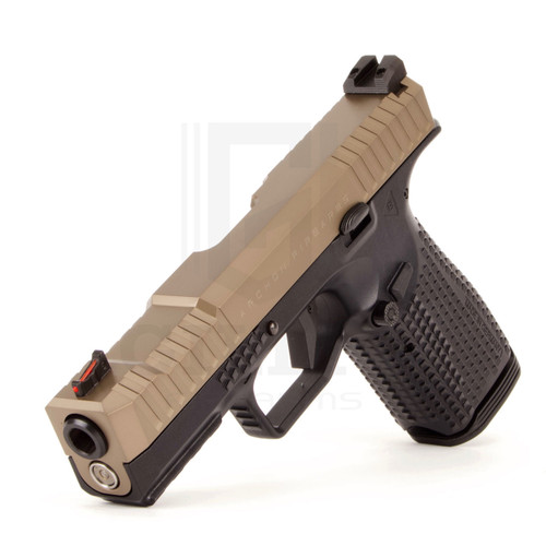 Archon Firearms Type B 9MM 4.29″ Fiber Optic Front Sight FDE