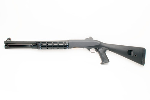 Agency Arms Benelli M2 Tactical 12GA Shotgun TiN w/ Barrel Porting