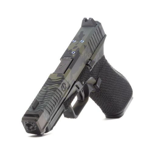 Agency Arms x Sage Dynamics G45 V2 Black MultiCam
