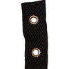 EYELET TAPE WITH SHINY METAL EYELETS, SOLD  BY THE YARD