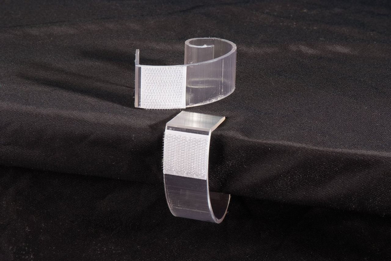 """MONSTER CLIP FITS LIFETIME TABLES® 2 1/4"""" - 3""""  THICK"""