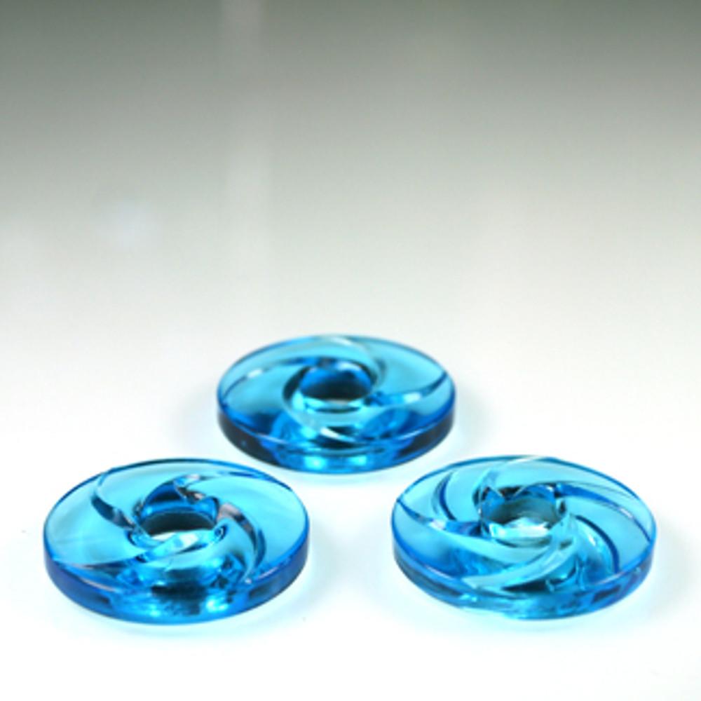 BioGenesis Wheel Aqua Blue
