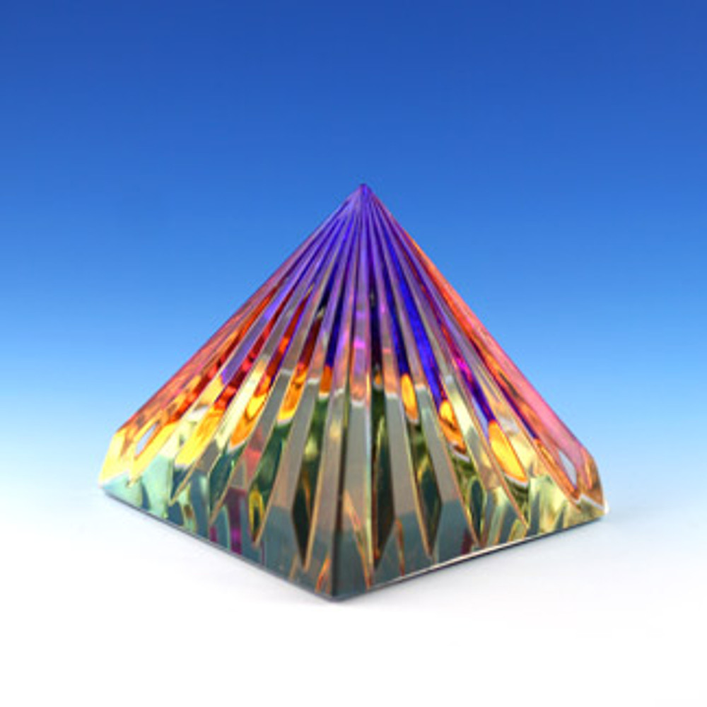 BioGenesis Multi-Colored Pyramid