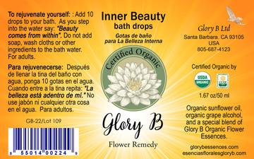 INNER BEAUTY BATH DROPS brings the sense of rejuvination