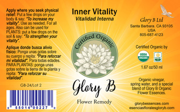 INNER VITALITY  helps release tension