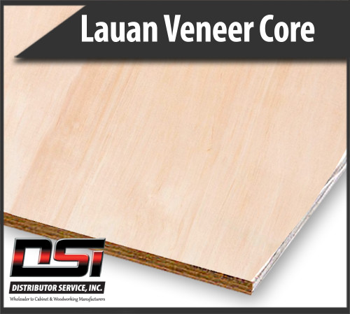 Imported Lauan Plywood VC Overlay & Better 5.2mm x 4x8