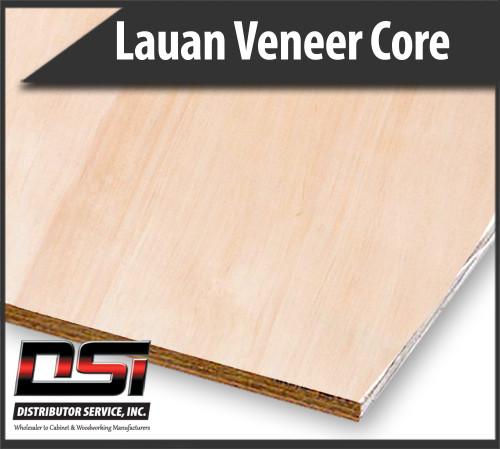 Imported Lauan Plywood Veneer Core Overlay & Better 2.7mm x 4x8
