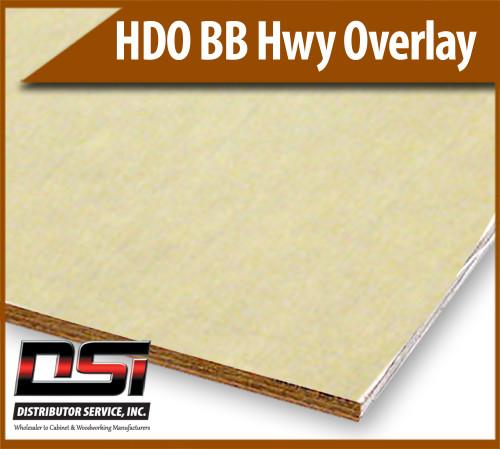"""HDO B/B Highway Overlay G2S 5-Ply 7/16"""" x 4x8"""